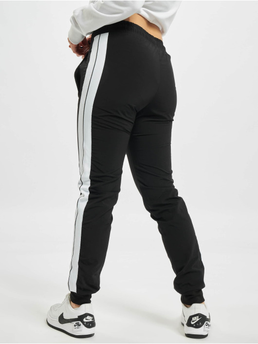 Sixth June Sweat Pant Nylon Joggers black