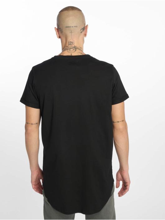Sixth June T-Shirt Center Print Dark Shadow black