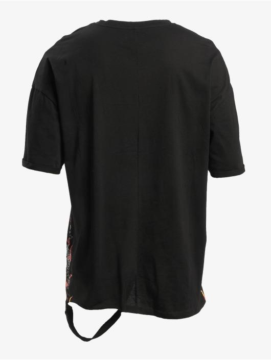 Sixth June T-Shirt Flame black