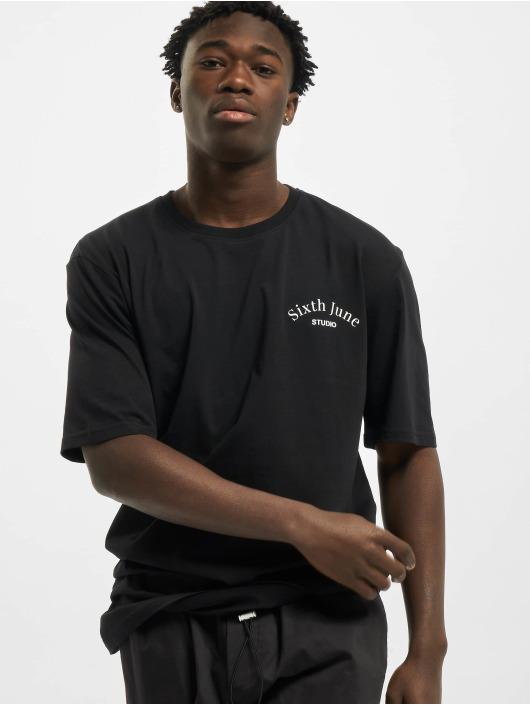 Sixth June T-Shirt Studio black