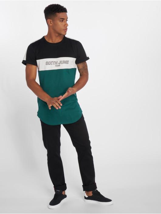 Sixth June T-Shirt Tricolor green
