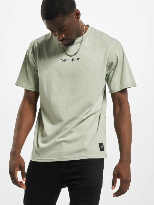 Sixth June T-Shirt Reflective green