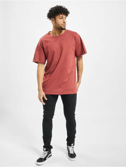 Sixth June T-Shirt DropShoulder red