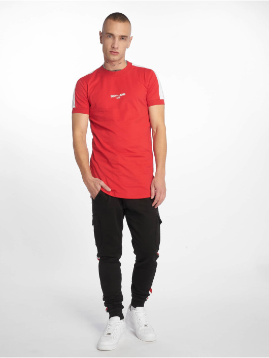 Sixth June T-Shirt Taping red