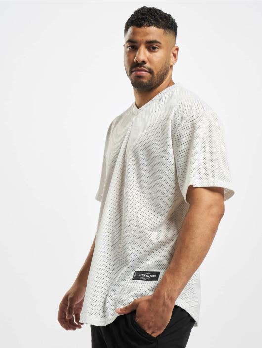 Sixth June T-Shirt Mesh white