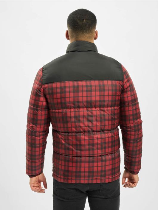 Sixth June Winter Jacket Printed Down red