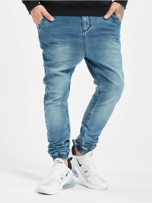 Sky Rebel Sweat Pant Slim Fit blue