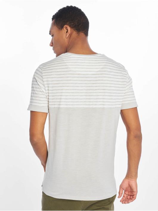Sky Rebel T-Shirt Hugo gray