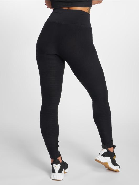 Smilodox Leggings/Treggings Yura High Waist black