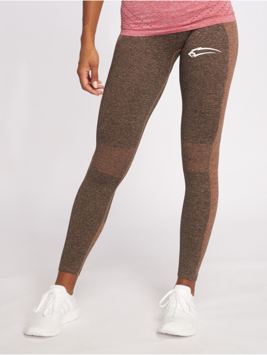Smilodox Leggings/Treggings Seamless Autumn gray