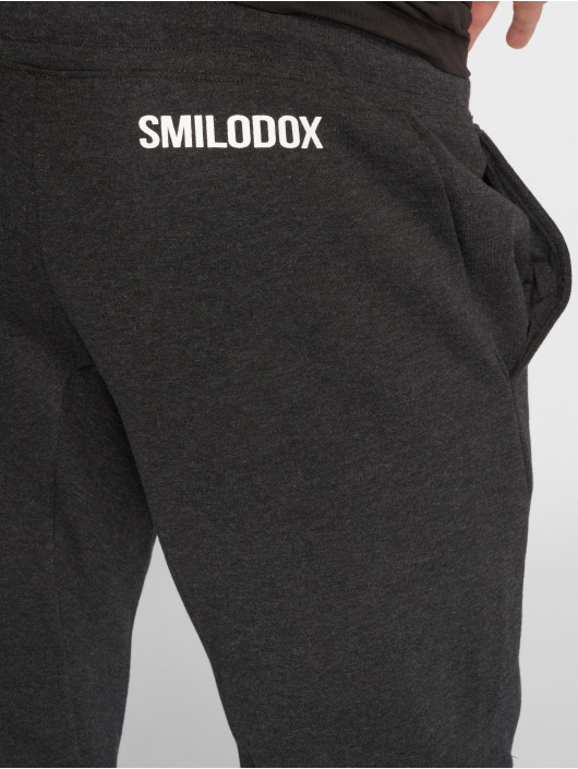Smilodox Sweat Pant Success gray