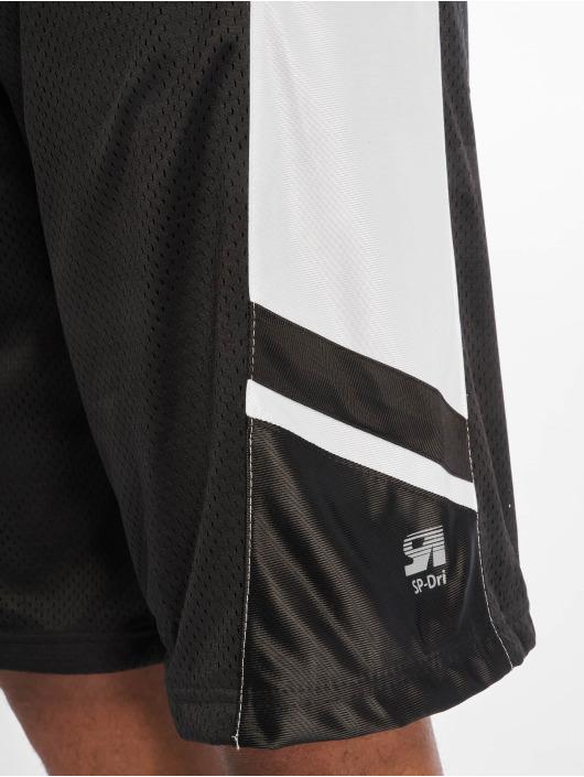 Southpole Basketball Shorts Basketball Mesh black