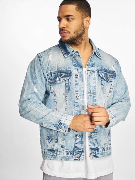 Southpole Denim Jacket Basic blue