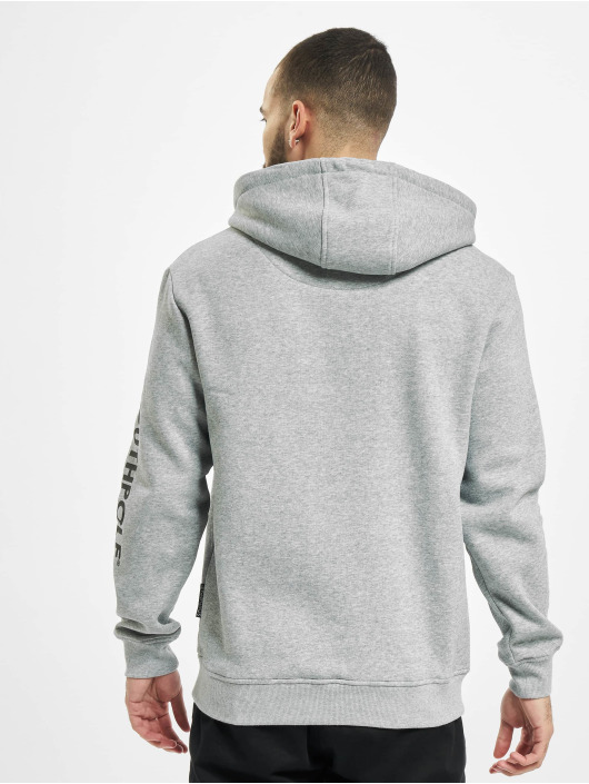 Southpole Hoodie Halfmoon gray