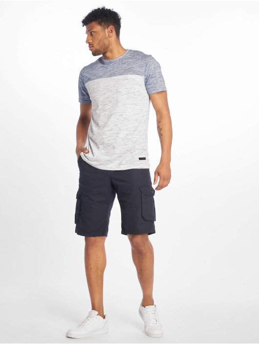 Southpole Short Belted blue