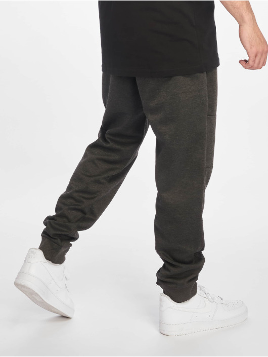Southpole Sweat Pant Basic Tech Fleece Jogger gray