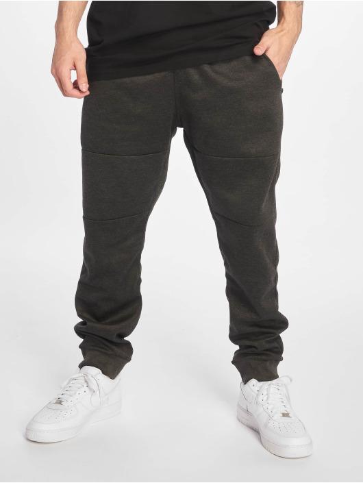 Southpole Sweat Pant Basic Tech Fleece Jogger gray