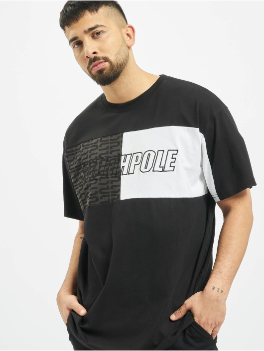 Southpole T-Shirt Block Logo black