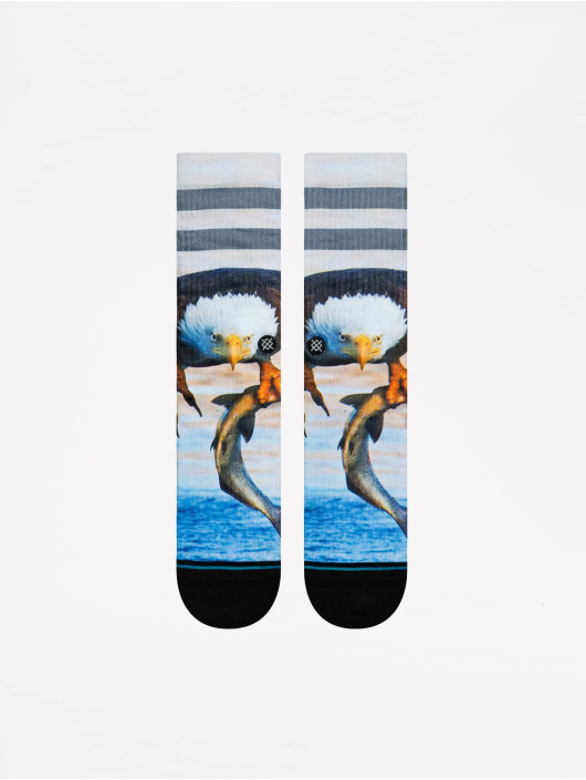 Stance Socks Foundation Eddy gray