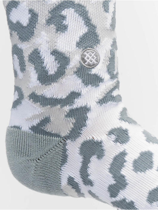 Stance Socks NBA On Court Collection Logoman gray