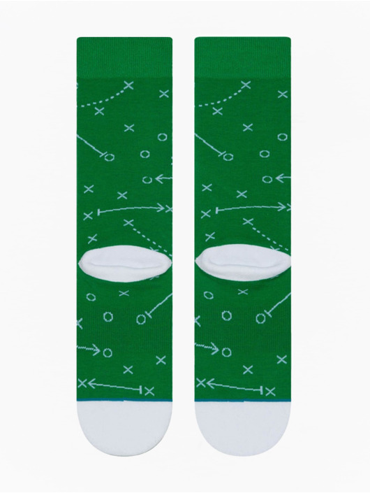 Stance Socks Celtics Playbook green