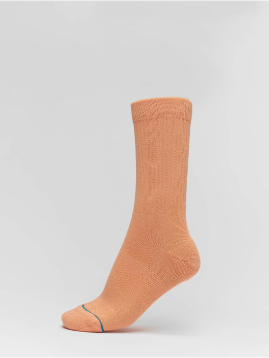 Stance Socks Icon orange