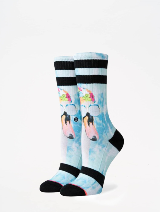 Stance Socks Foundation Svetlana Crew white