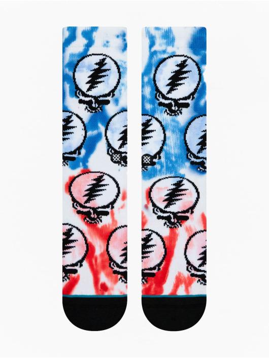 Stance Socks Dead Show white