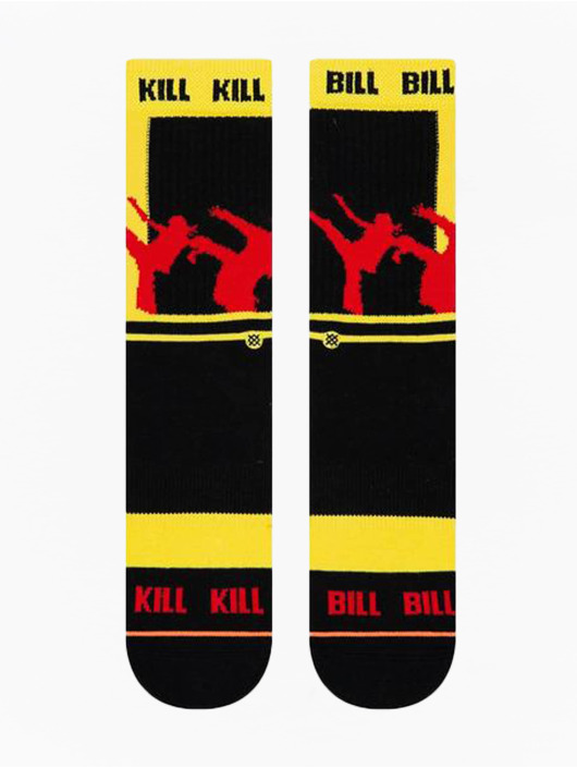 Stance Socks KB Silhouettes yellow