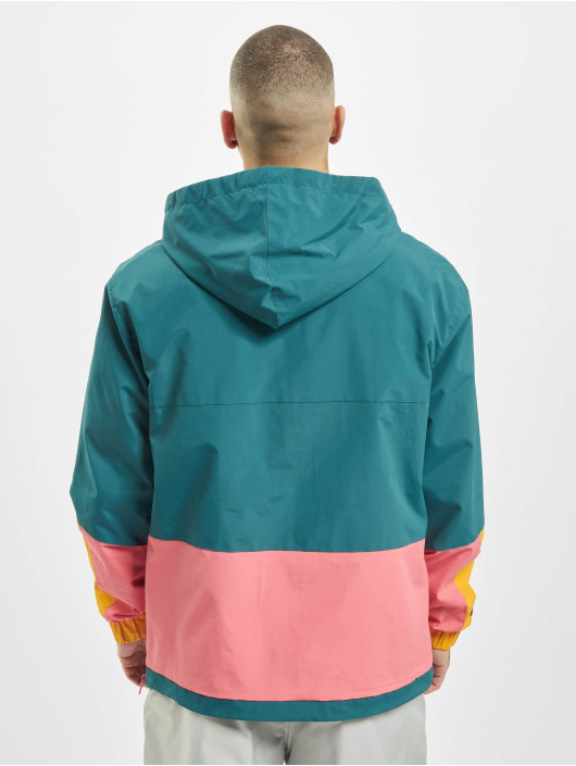 Starter Lightweight Jacket Multicolored Logo green