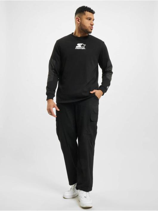Starter Pullover Panel black
