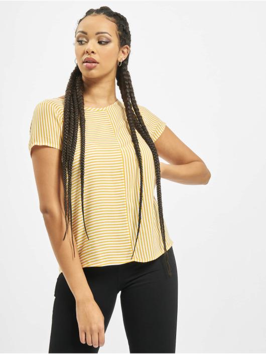 Stitch & Soul Blouse/Tunic Blouse yellow