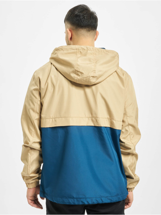 Stitch & Soul Lightweight Jacket 2 Tone beige