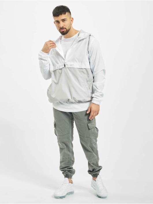 Stitch & Soul Lightweight Jacket 2 Tone white
