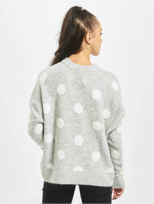 Stitch & Soul Pullover Dots gray