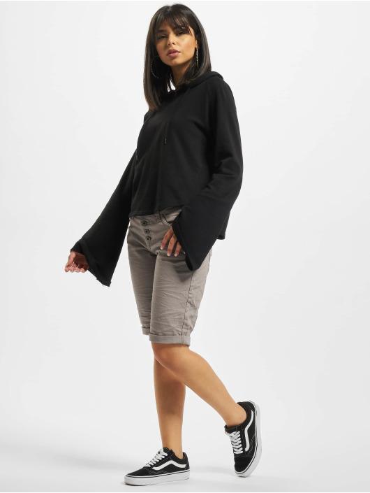 Stitch & Soul Short 5-Pocket Bermuda gray
