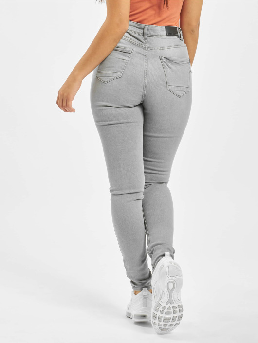 Stitch & Soul Skinny Jeans Mia gray