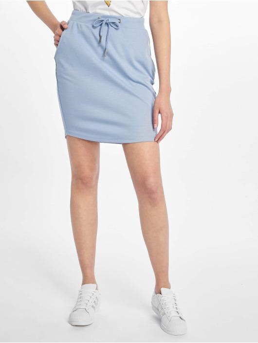 Stitch & Soul Skirt Sweat blue