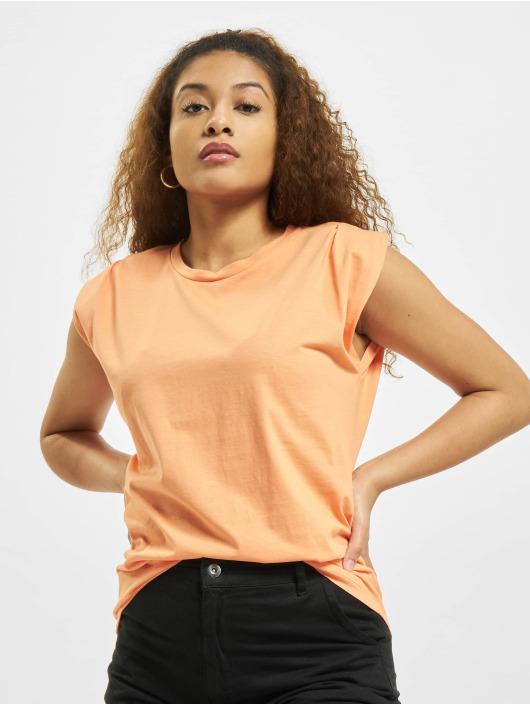 Stitch & Soul T-Shirt Kiraz orange