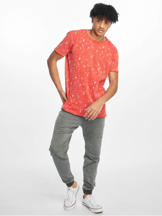 Stitch & Soul T-Shirt Sprinkled red