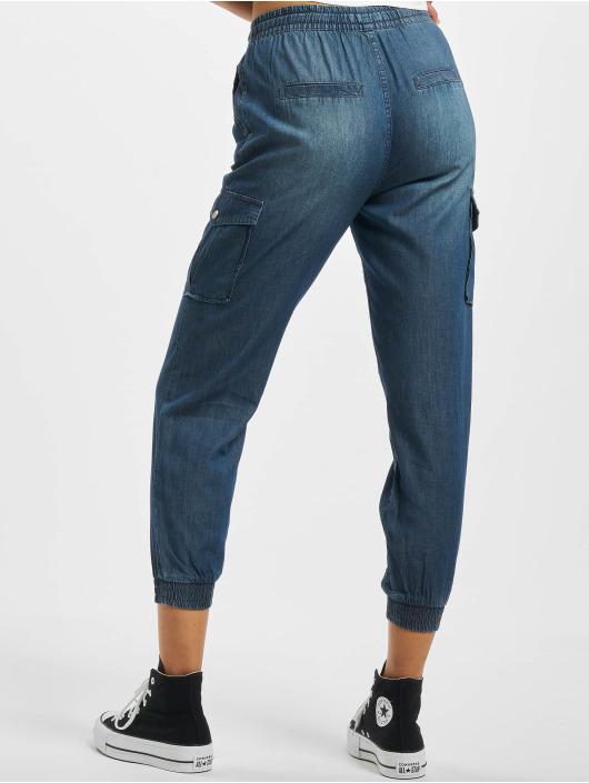 Sublevel Cargo pants Sina blue