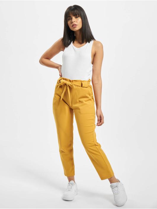 Sublevel Chino pants Nella yellow