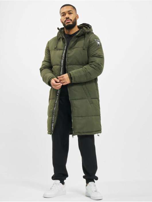 Sublevel Coats Luca green