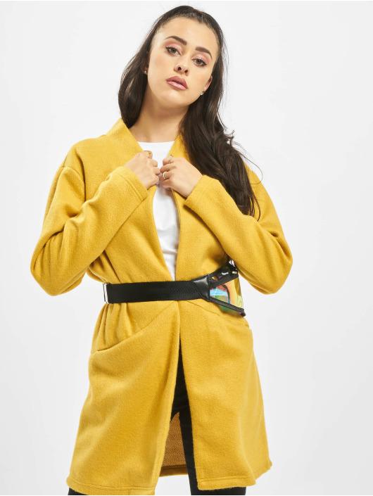 Sublevel Coats Mia yellow