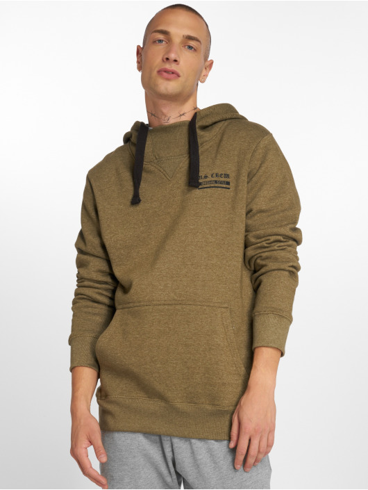 Sublevel Hoodie US Crew green