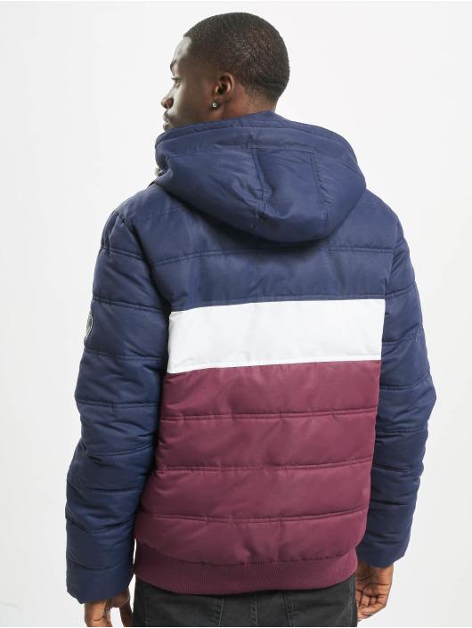 Sublevel Lightweight Jacket 3 Tone blue