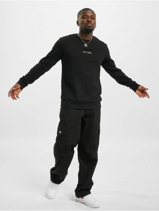Sublevel Pullover Easy Mind black