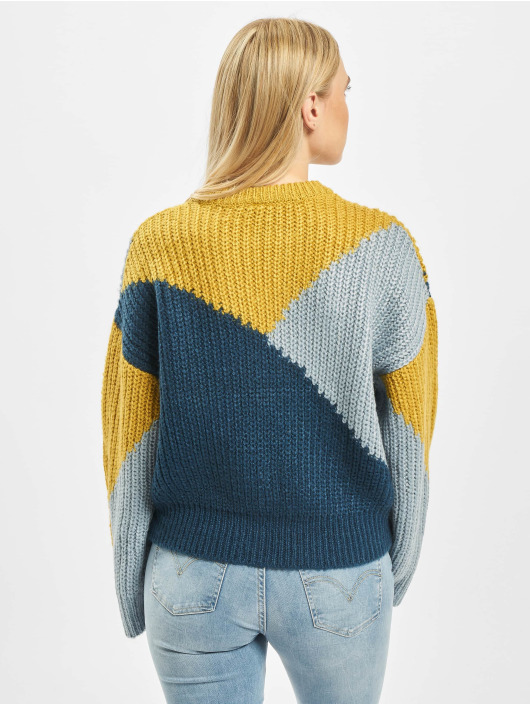 Sublevel Pullover Wool blue