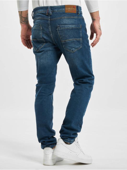 Sublevel Slim Fit Jeans Class blue