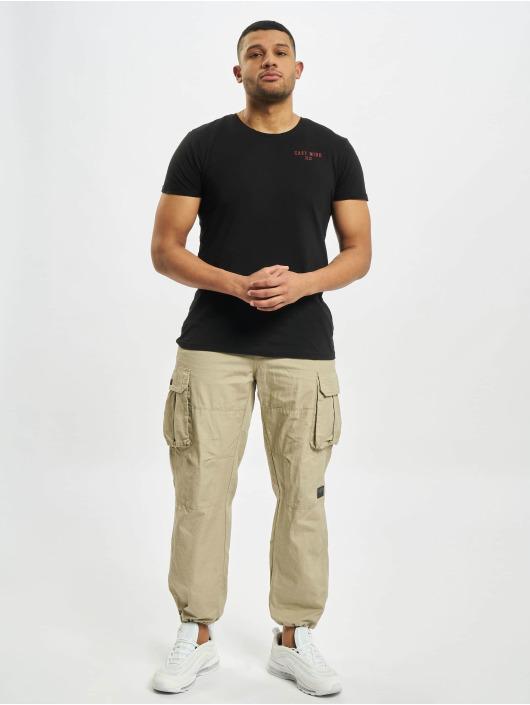 Sublevel T-Shirt Easy Mind black